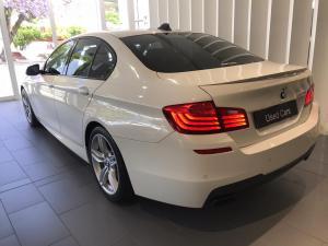 BMW 5 Series 550i M Sport - Image 4