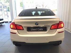 BMW 5 Series 550i M Sport - Image 5