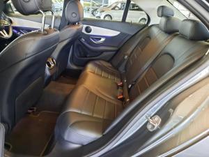 Mercedes-Benz C180 AMG Line automatic - Image 9
