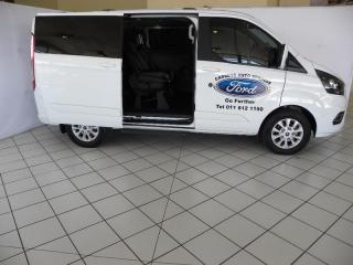 Ford Tourneo Custom LTD 2.2TDCiSWB