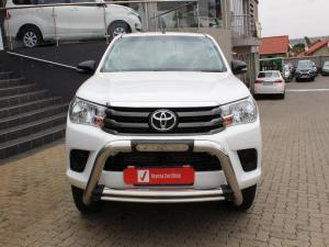 Toyota Hilux 2.4 GD-6 RB SRXE/CAB - Image 2