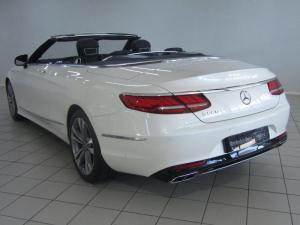 Mercedes-Benz S560 Cabrio - Image 10