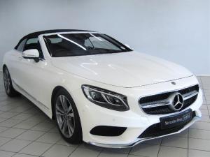 Mercedes-Benz S560 Cabrio - Image 1