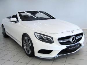 Mercedes-Benz S560 Cabrio - Image 2