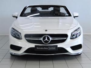 Mercedes-Benz S560 Cabrio - Image 3