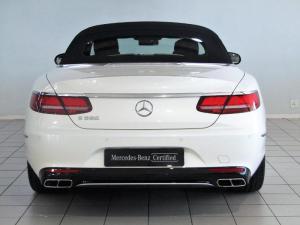 Mercedes-Benz S560 Cabrio - Image 9
