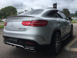 Mercedes-Benz GLE Coupe 63 S AMG - Image 11