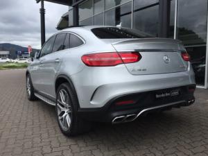 Mercedes-Benz GLE Coupe 63 S AMG - Image 16
