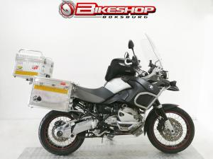 BMW R 1200 GS Advent ABS H/GRIPS - Image 1