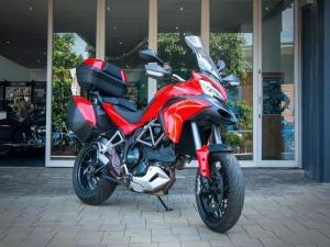 Ducati Multistrada 1200 S Touring - Image 2