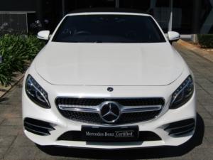 Mercedes-Benz S560 Cabrio - Image 12