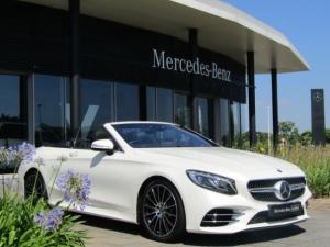 Mercedes-Benz S560 Cabrio - Image 13