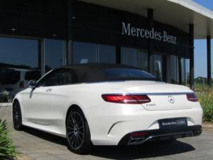 Mercedes-Benz S560 Cabrio - Image 4