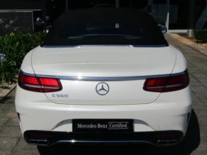 Mercedes-Benz S560 Cabrio - Image 5