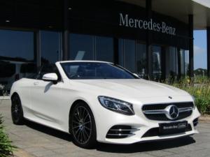 Mercedes-Benz S560 Cabrio - Image 6