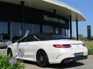 Mercedes-Benz S560 Cabrio - Image 7