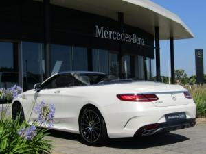 Mercedes-Benz S560 Cabrio - Image 8