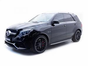 Mercedes-Benz GLE 63 S AMG - Image 1