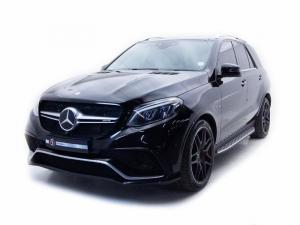 Mercedes-Benz GLE 63 S AMG - Image 2