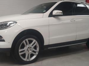 Mercedes-Benz ML ML350 BlueTec - Image 1