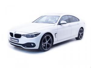 BMW 420D Coupe Sport Line - Image 1