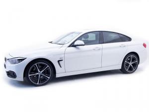 BMW 420D Coupe Sport Line - Image 4