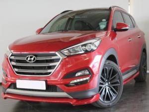 Hyundai Tucson 1.6 Turbo 4WD Elite Sport - Image 1