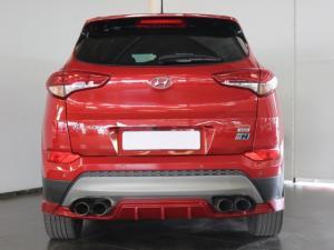 Hyundai Tucson 1.6 Turbo 4WD Elite Sport - Image 4