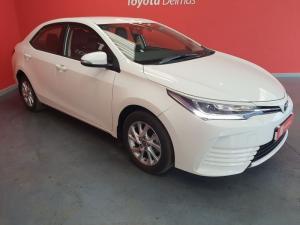 2020 Toyota Corolla Quest 1.8 Exclusive