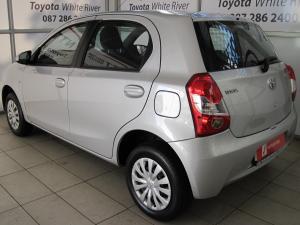 Toyota Etios 1.5 Xi 5-Door - Image 6