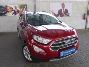 Ford EcoSport 1.0T Titanium auto - Image 1