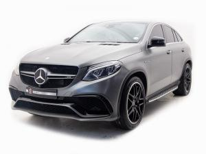 Mercedes-Benz GLE Coupe 63 S AMG - Image 2