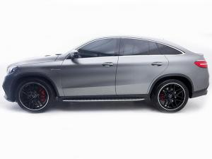Mercedes-Benz GLE Coupe 63 S AMG - Image 5