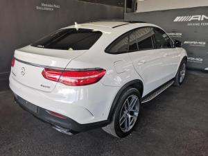 Mercedes-Benz GLE Coupe 350d 4MATIC - Image 15