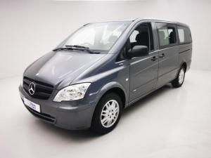 Mercedes-Benz Vito 116 CDI crewbus Shuttle - Image 1