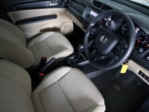 Honda Amaze 1.2 Comfort auto - Image 9