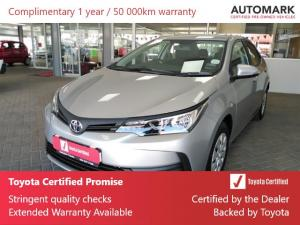 Toyota Corolla Quest 1.8 auto - Image 1