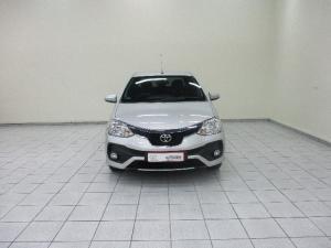 Toyota Etios sedan 1.5 Xs - Image 2
