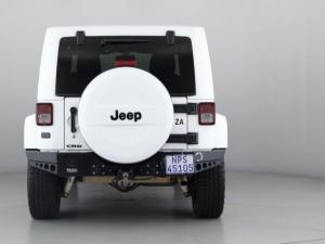 Jeep Wrangler Unlimited 2.8CRD Sahara - Image 3