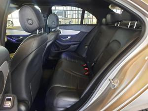 Mercedes-Benz C180 AMG Line automatic - Image 10