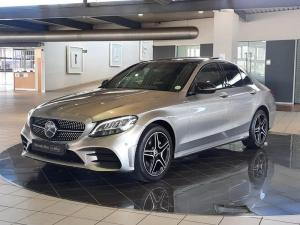 Mercedes-Benz C180 AMG Line automatic - Image 1