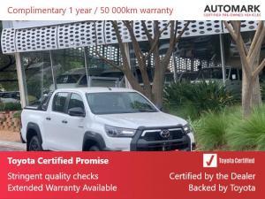 Toyota Hilux 2.8GD-6 double cab 4x4 Legend RS - Image 1