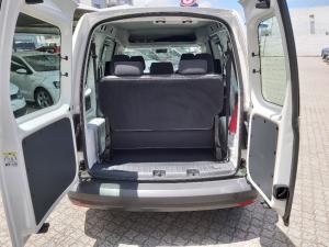Volkswagen Caddy 1.6 crew bus - Image 11