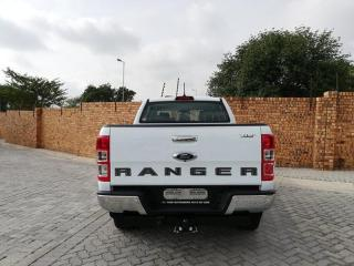 Ford Ranger 2.0D XLT 4X4 automaticD/C