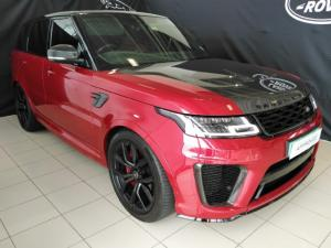 Land Rover Range Rover Sport SVR - Image 1