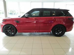 Land Rover Range Rover Sport SVR - Image 3