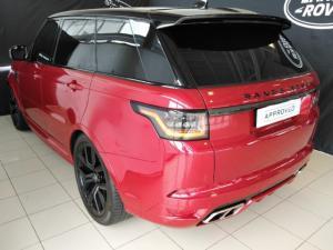 Land Rover Range Rover Sport SVR - Image 4