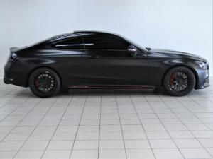 Mercedes-Benz AMG Coupe C63 S - Image 3