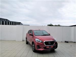 Datsun Go+ 1.2 Lux auto - Image 1