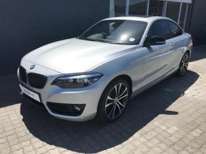 BMW 220i Sport Line Shadow Edition automatic - Image 1